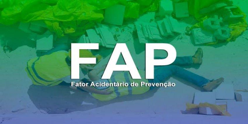 Índices do FAP já estão disponíveis para consulta